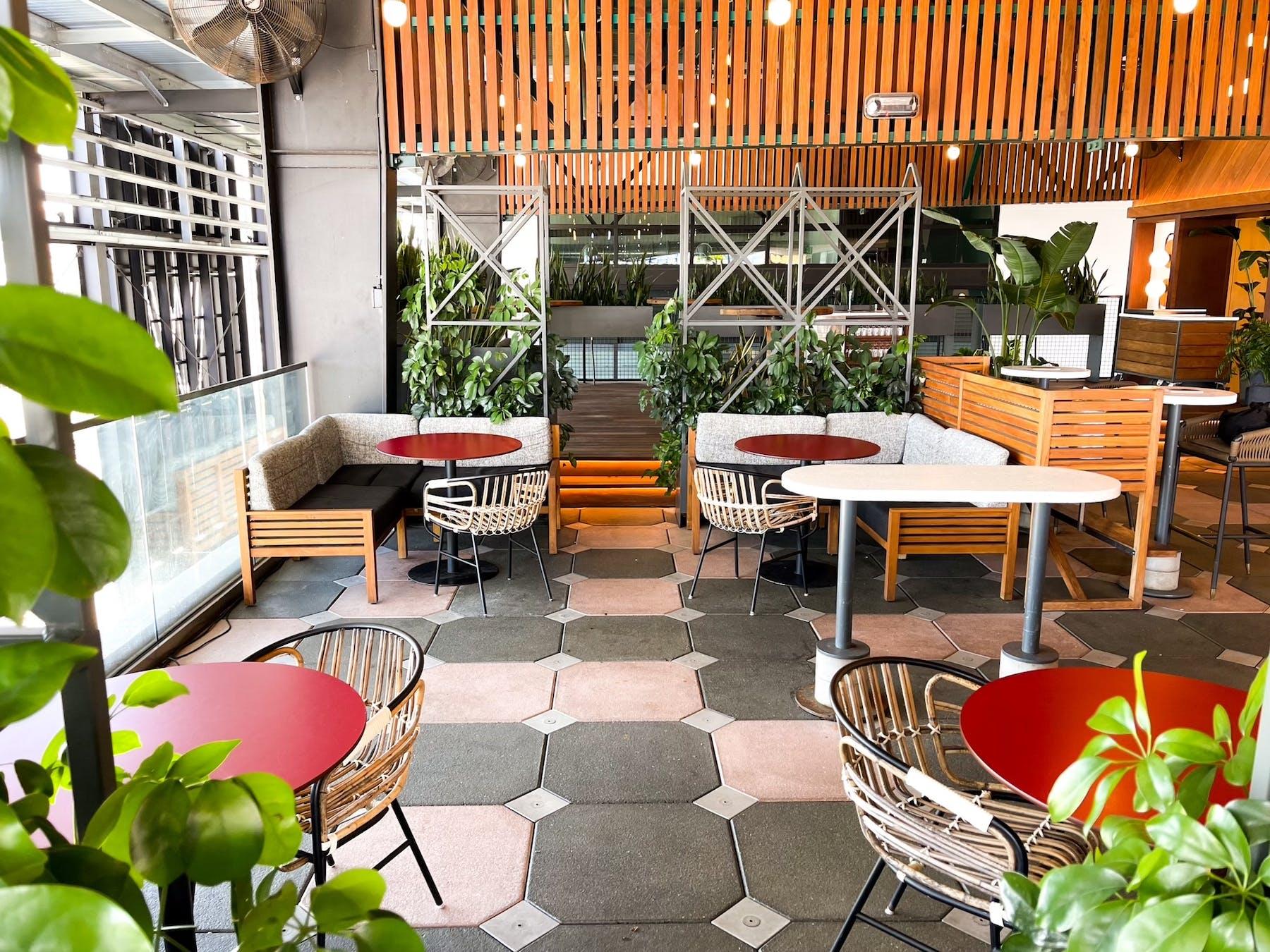 Bauhaus event space