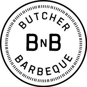 Butcher n' Barbeque logo
