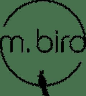 m.bird logo