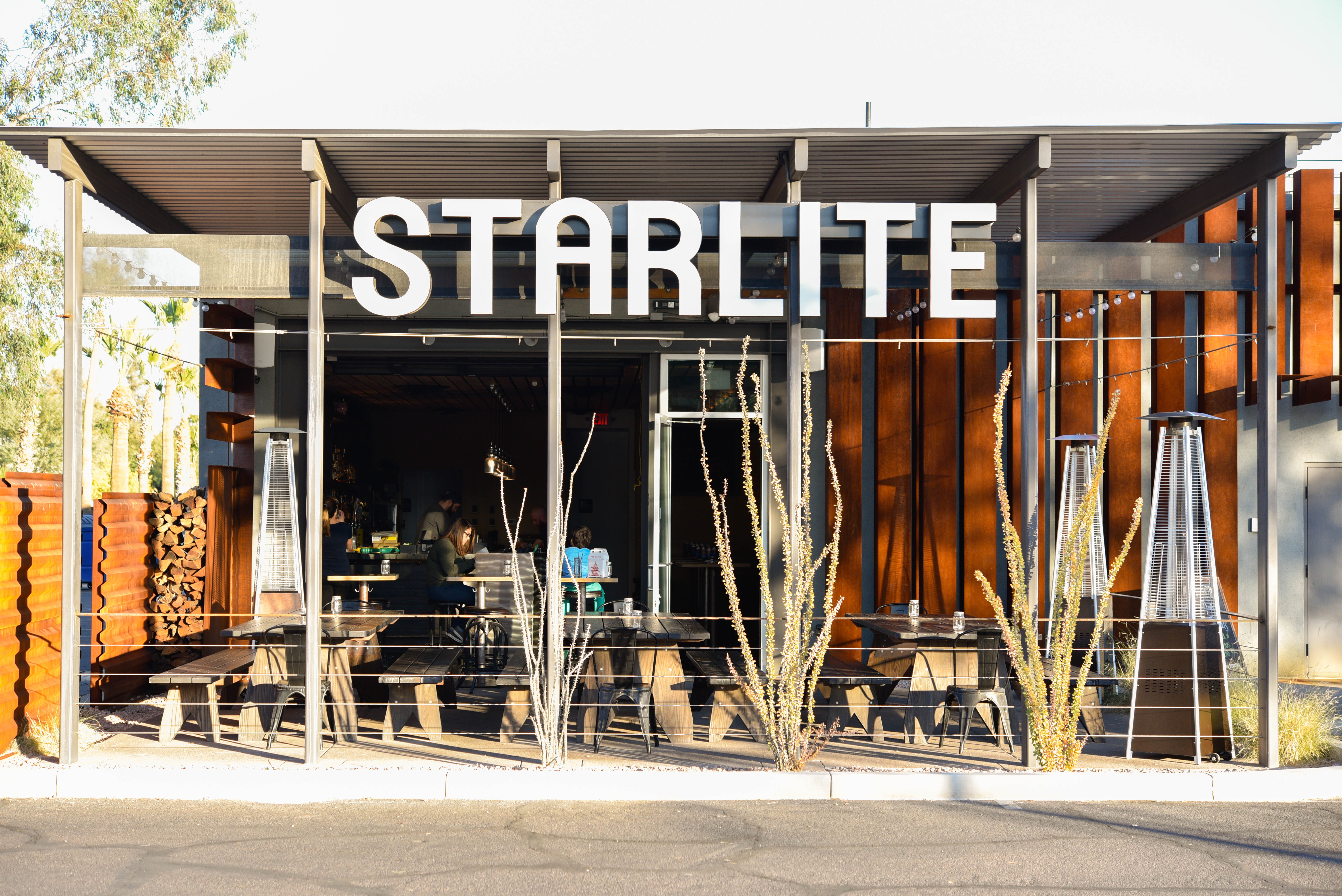 Starlite BBQ Home