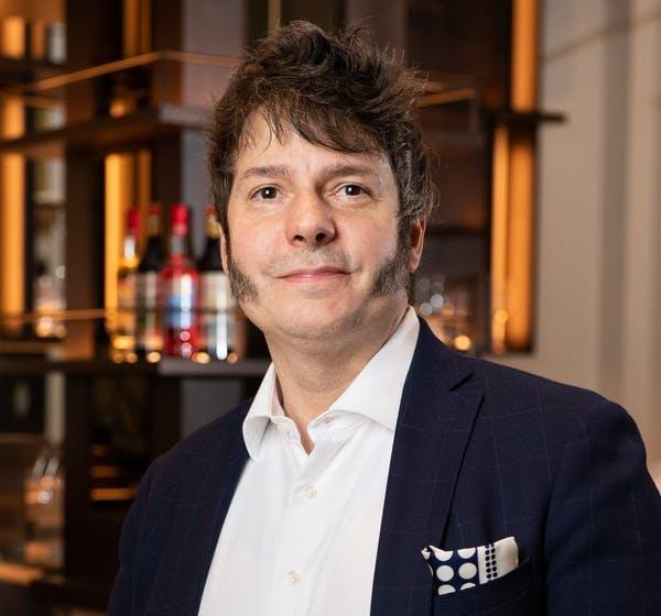 Wine Director Aaron Von Rock