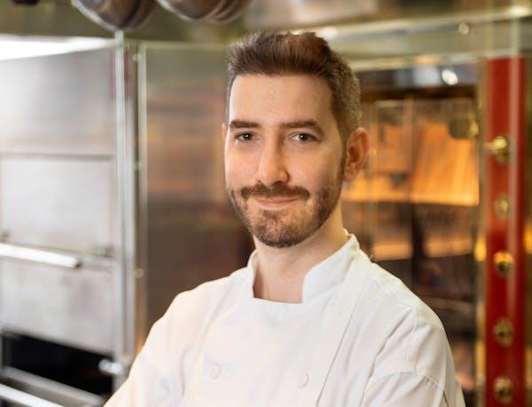 Chef de Cuisine Ben Cianciosi