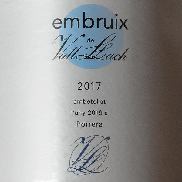 a close up of a bottle of wine