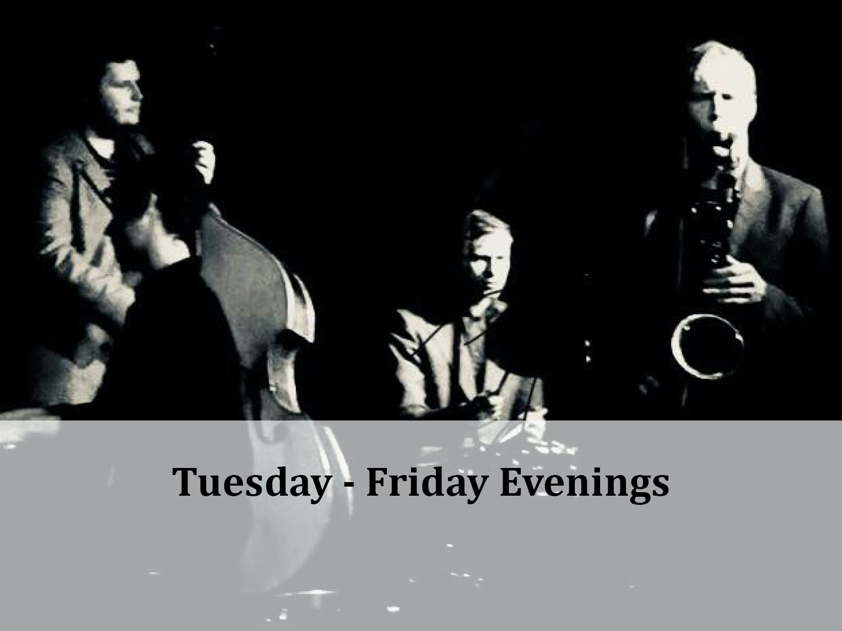 live jazz nights