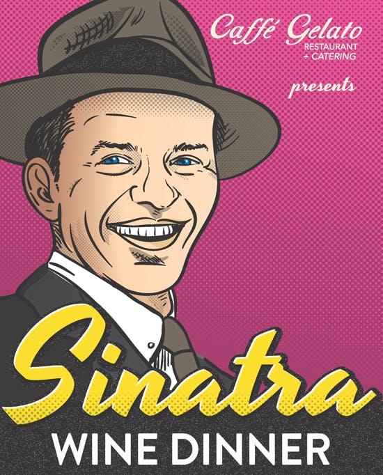 Sinatra Wine Dinner Nov 2019