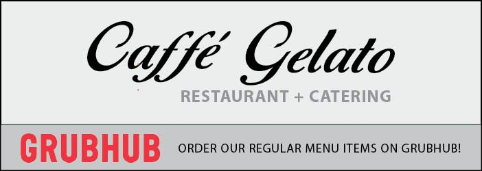 Order Caffe Gelato online with GrubHub