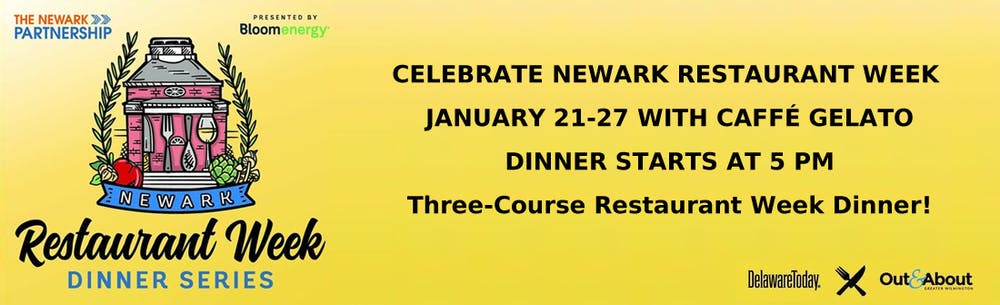 Newark Restaurant Week 2021 banner