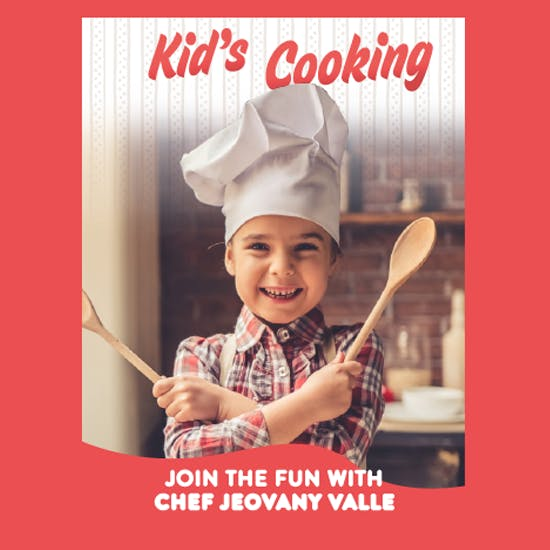 Winter Kids Cooking Jan 2020