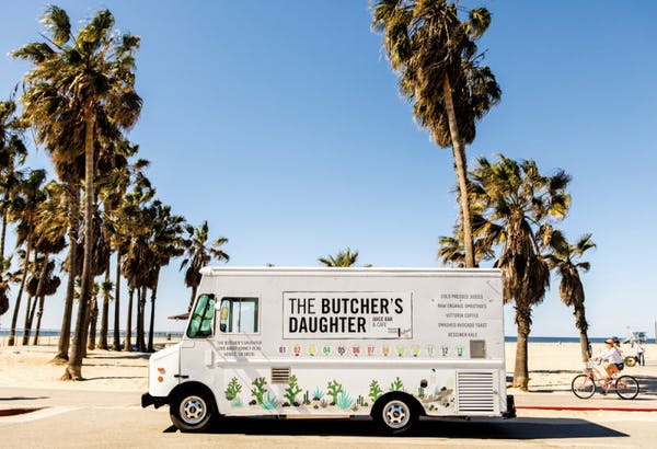 the butcher's daughter food truc