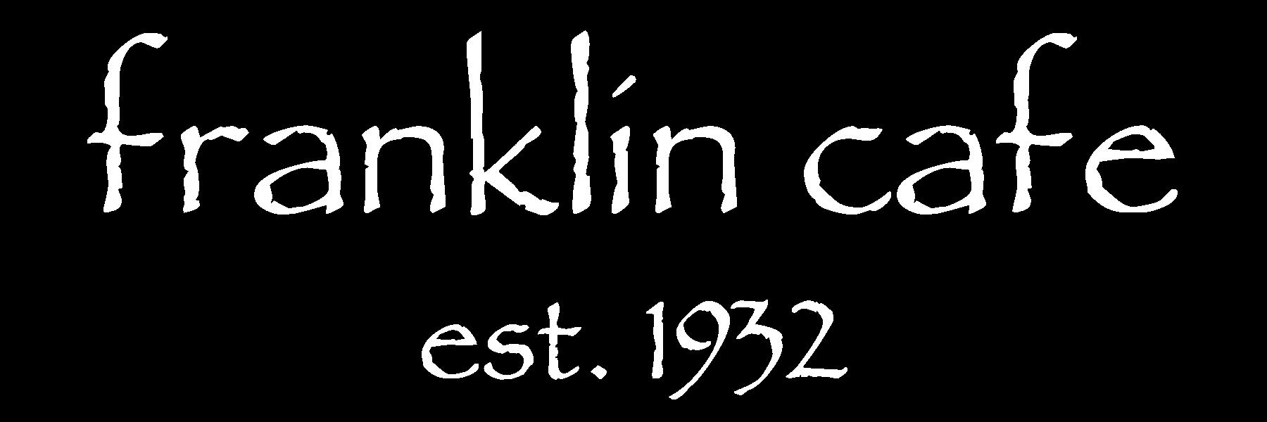The Franklin Cafe Home