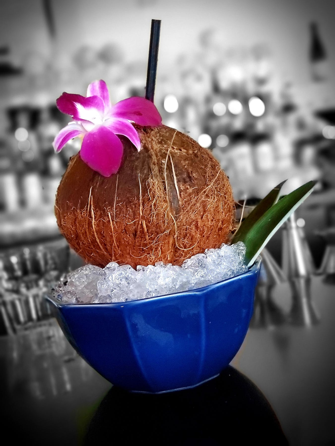 Coco Loco Cocktail