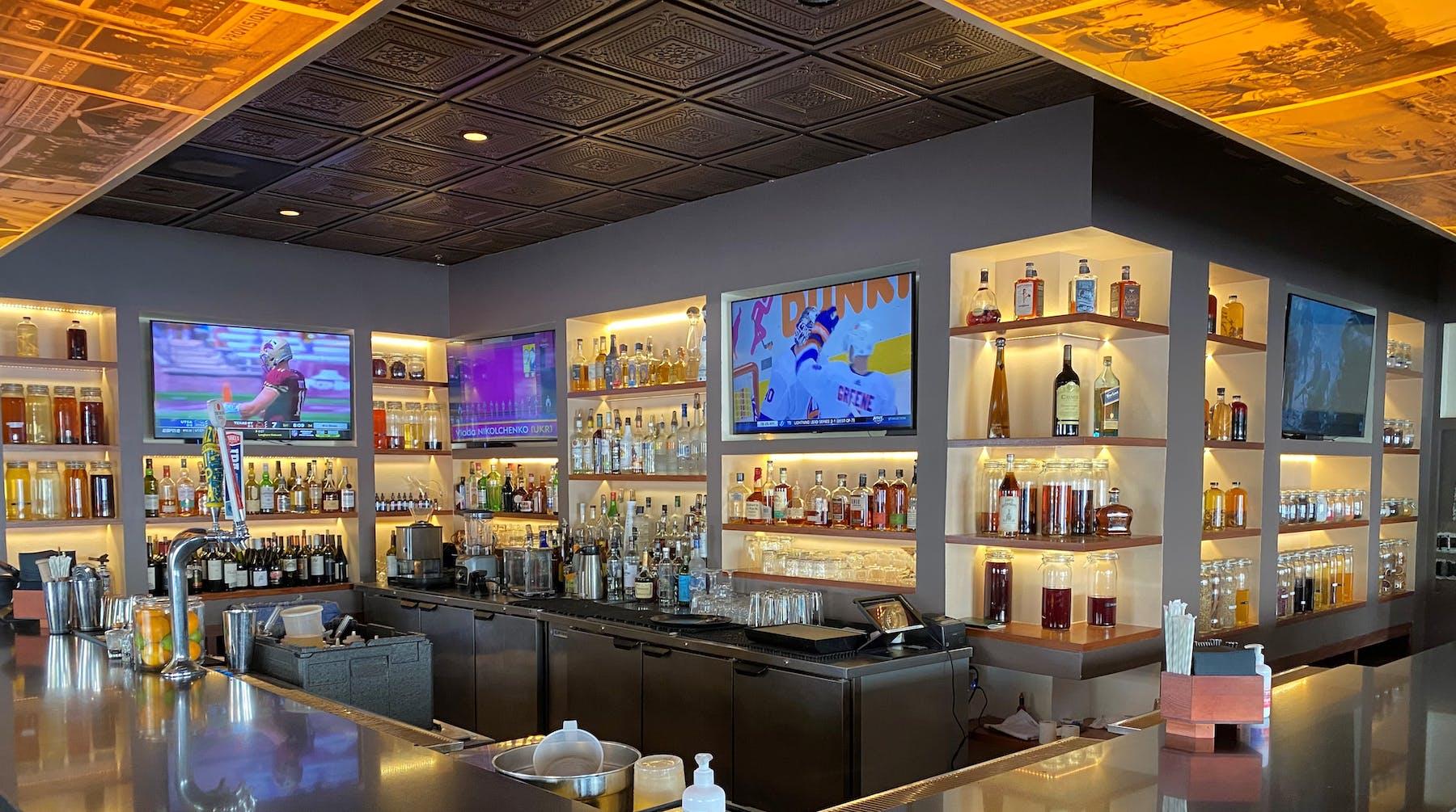 New Bar Sports bar