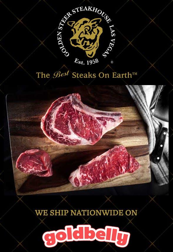 Ship Steaks Nationwide