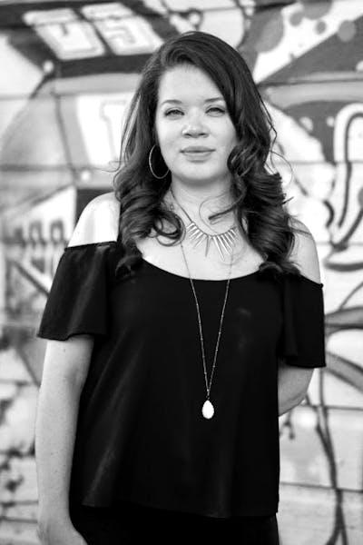 Mixologist Amanda Britton