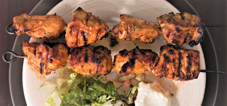 Tut's Grill_Chicken Kabab