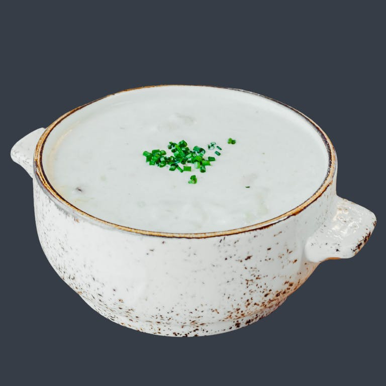 a close up of a bowl