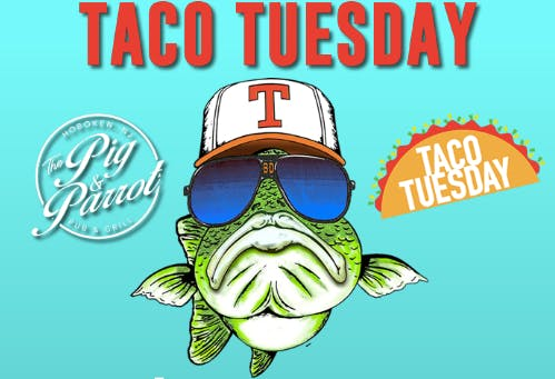 taco tuesday flyer