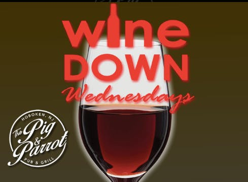 wine down flyer