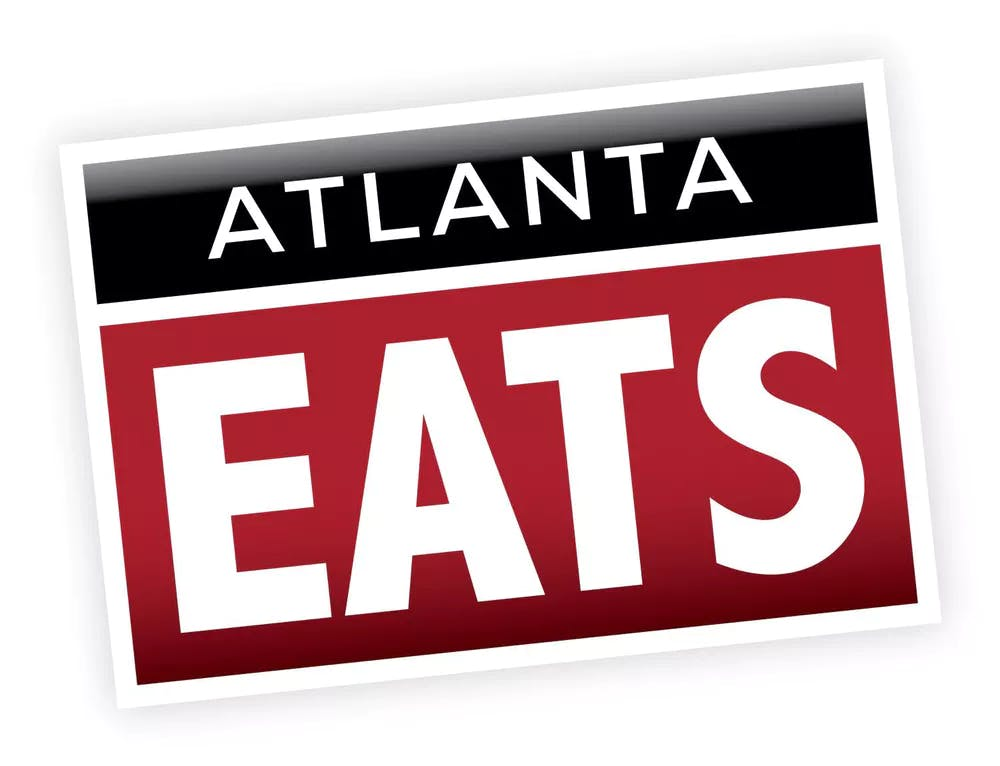 Atlanta Eats signs