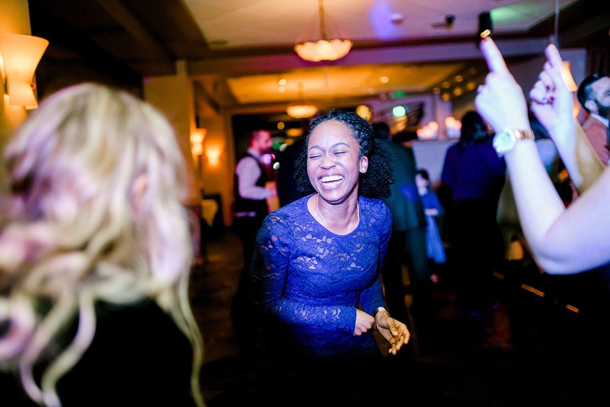 Larkspur Wedding Venue Vail Colorado Mountain Patio Bar Dancing