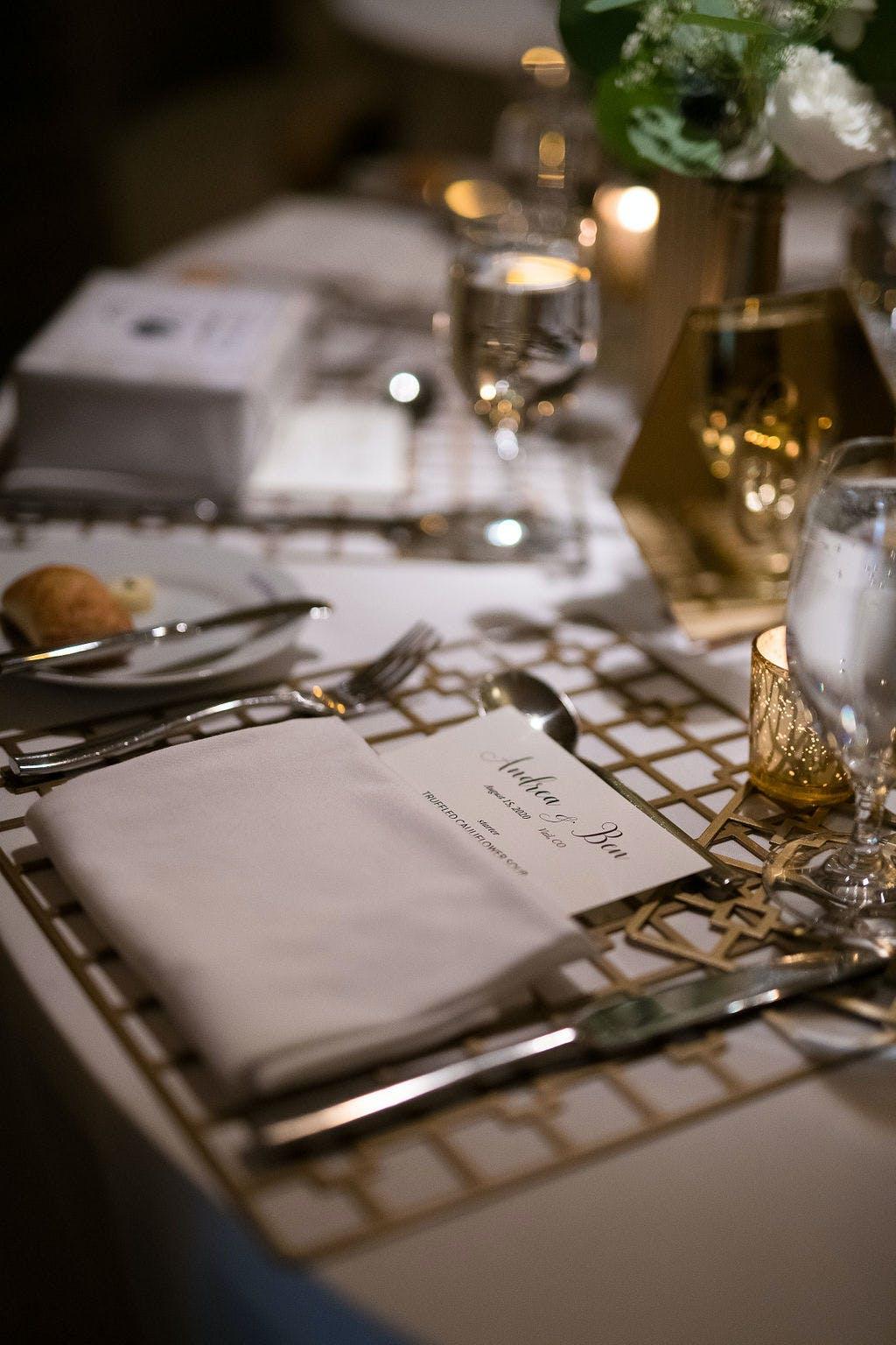 Larkspur Wedding Venue Vail Colorado Mountain Wedding Dining Room