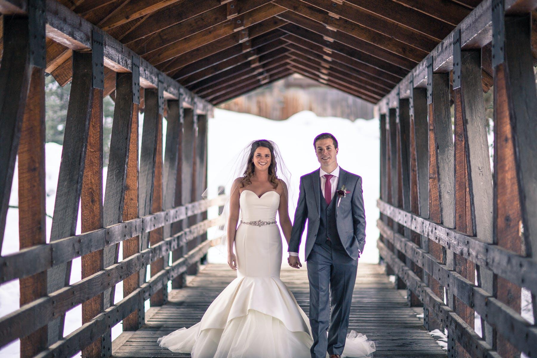 Larkspur Vail Winter Wedding Venue Colorado