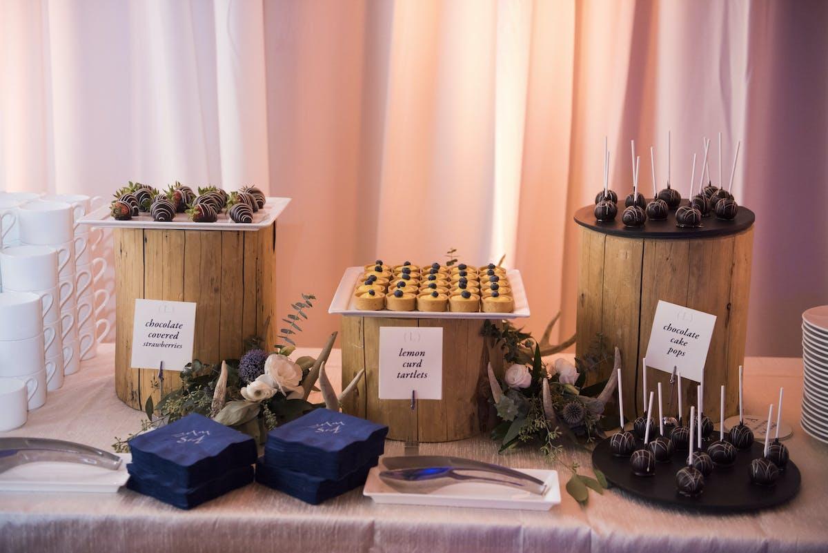 Larkspur Wedding Vail Venue Great Room Reception Hall
