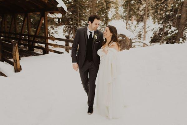 Larkspur Vail Colorado Mountainside wedding venue