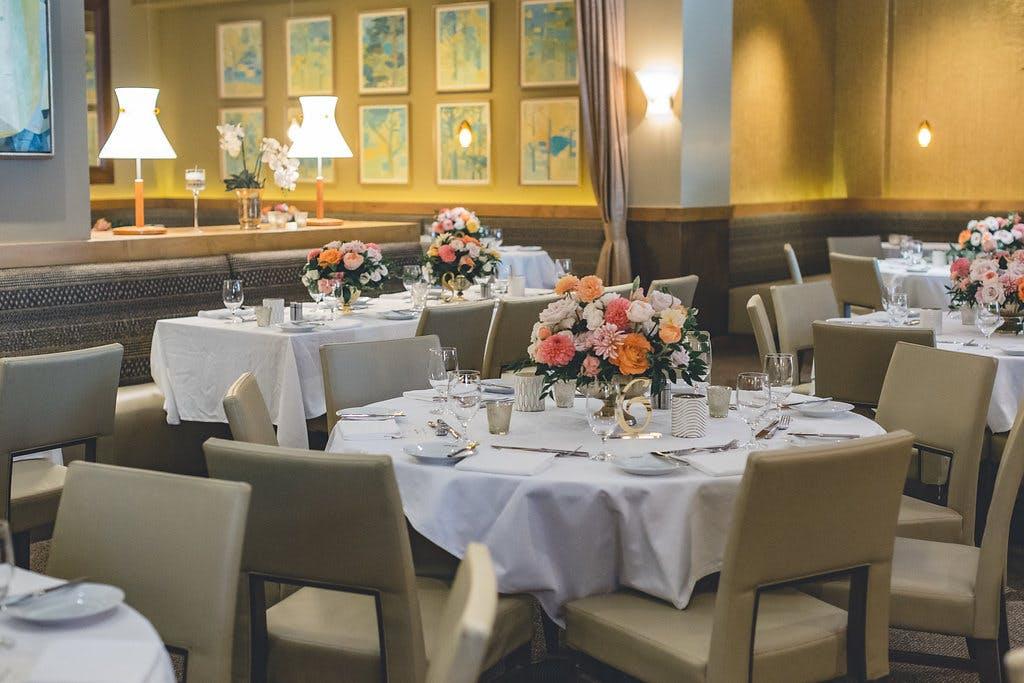 Larkspur Restaurant Events Weddings Vail Colorado Dining Room
