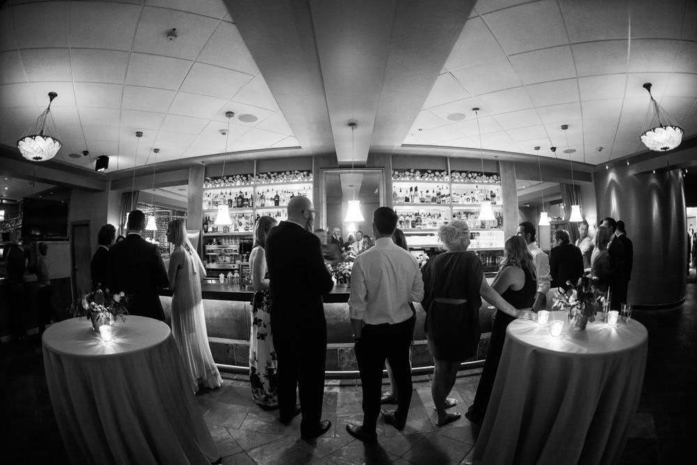 Larkspur Wedding Venue Vail Colorado Mountain Bar
