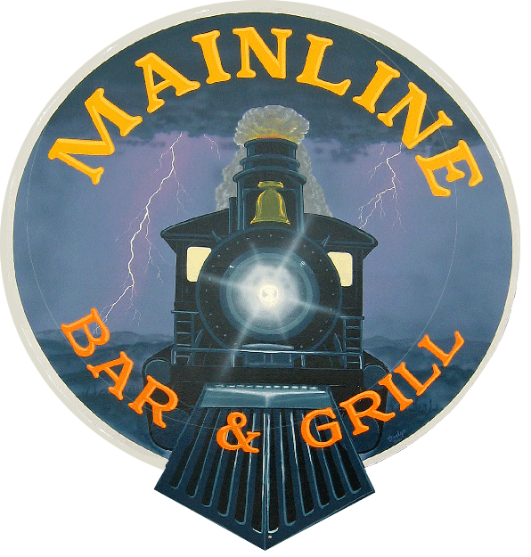 Mainline Bar and Grill Home