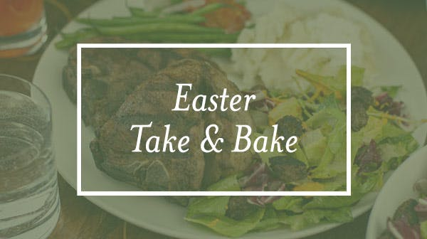 Easter Take & Bake