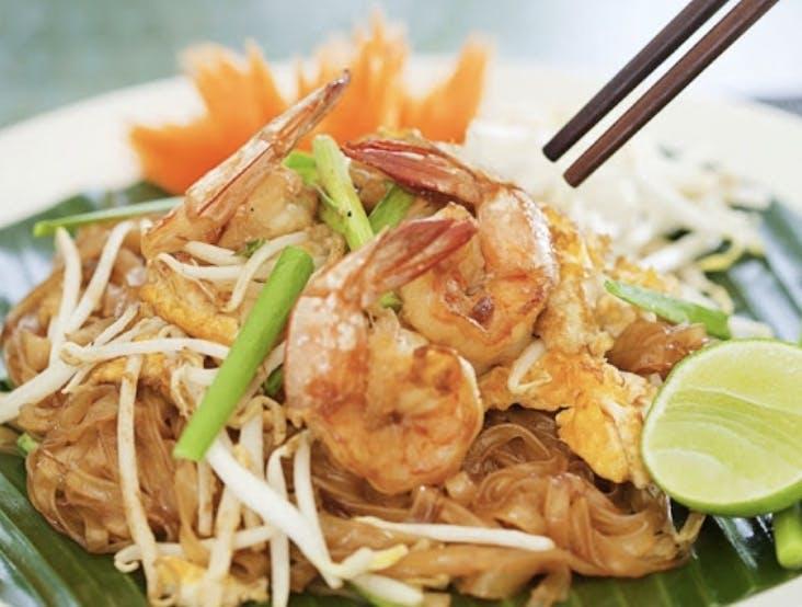 Shrimp Pad Thai Noodle