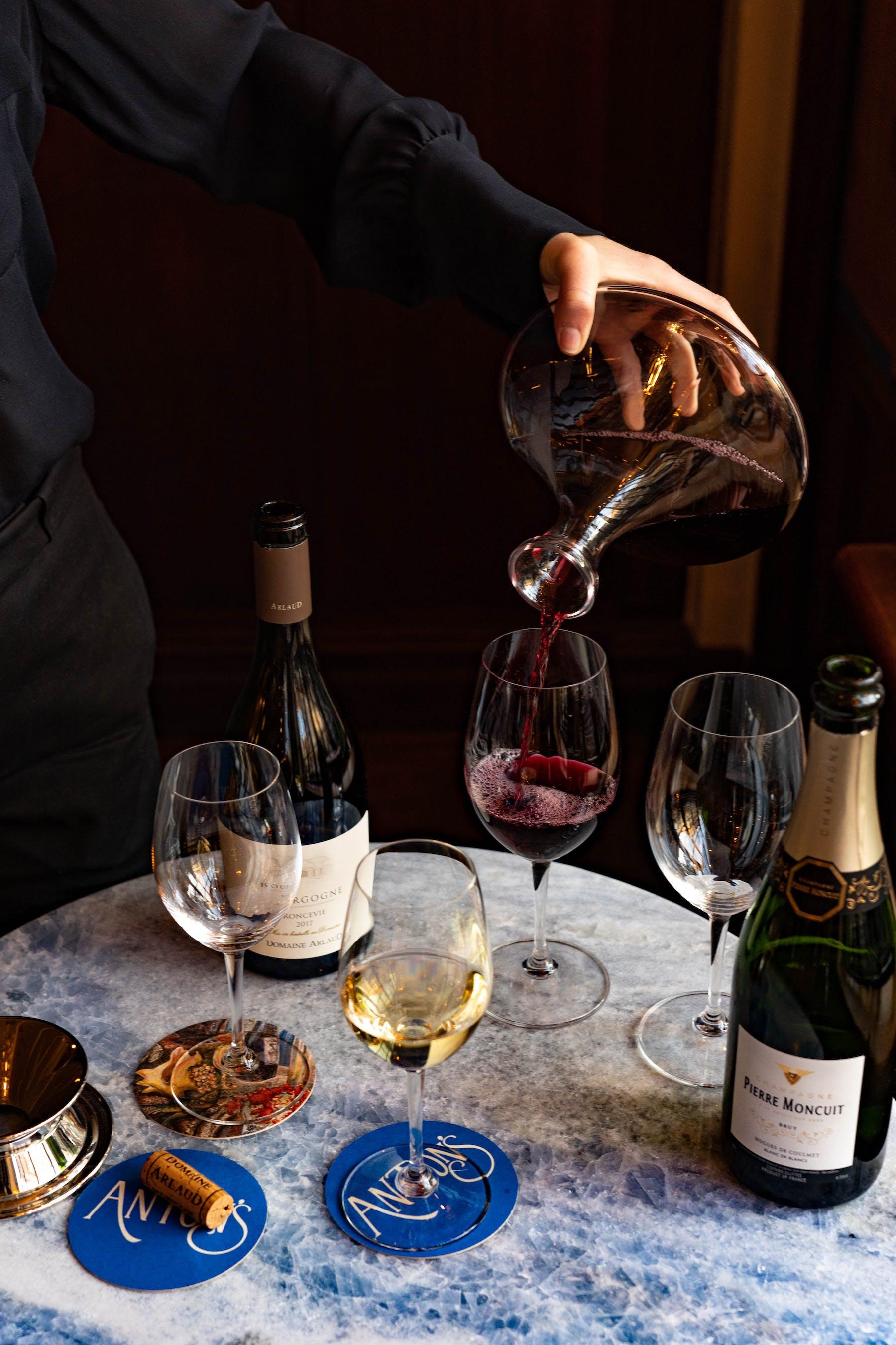 Anton's Wine Service
