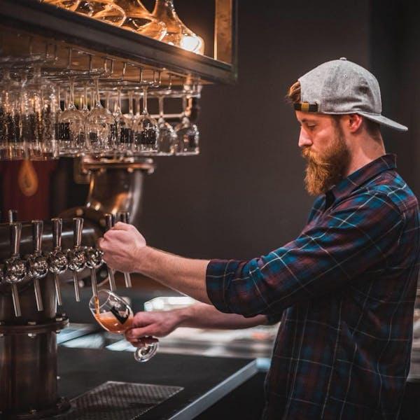 Photo of Lance Furer - Head Beer Wizard