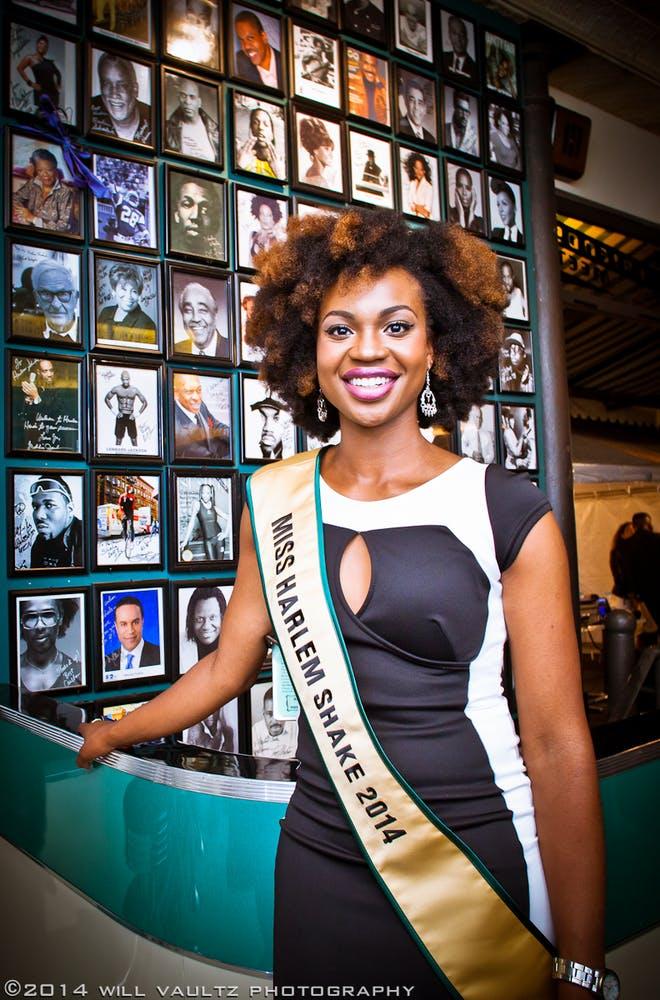 Miss Harlem Shake 2014.  Ijeoma Kola, Ph.D. (ex Eboh)