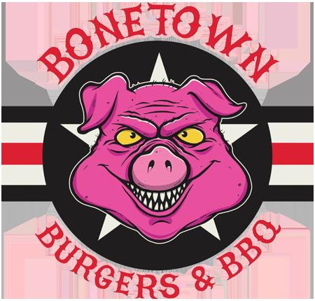 Bonetown Burgers & BBQ Home