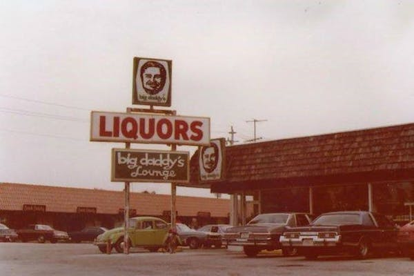 big daddys liquor and loung deerfield beach 1970s