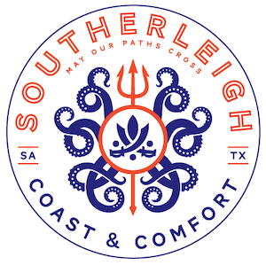 southerleigh coast and comfort logo