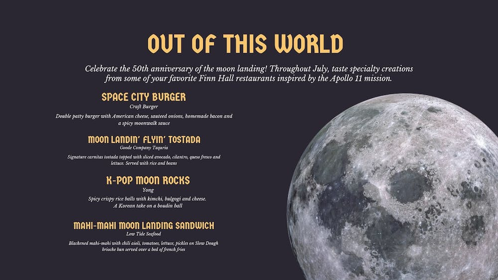 808ec70c Moon Landing 50th Anniversary Out of This World Food Specials ...