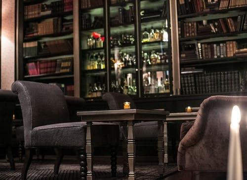 The Library at The William