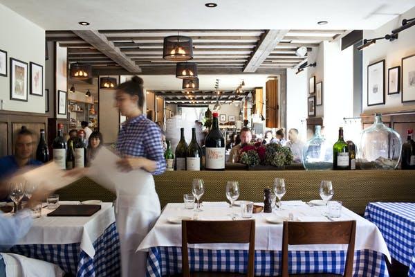 Italian brunch time at Maialino