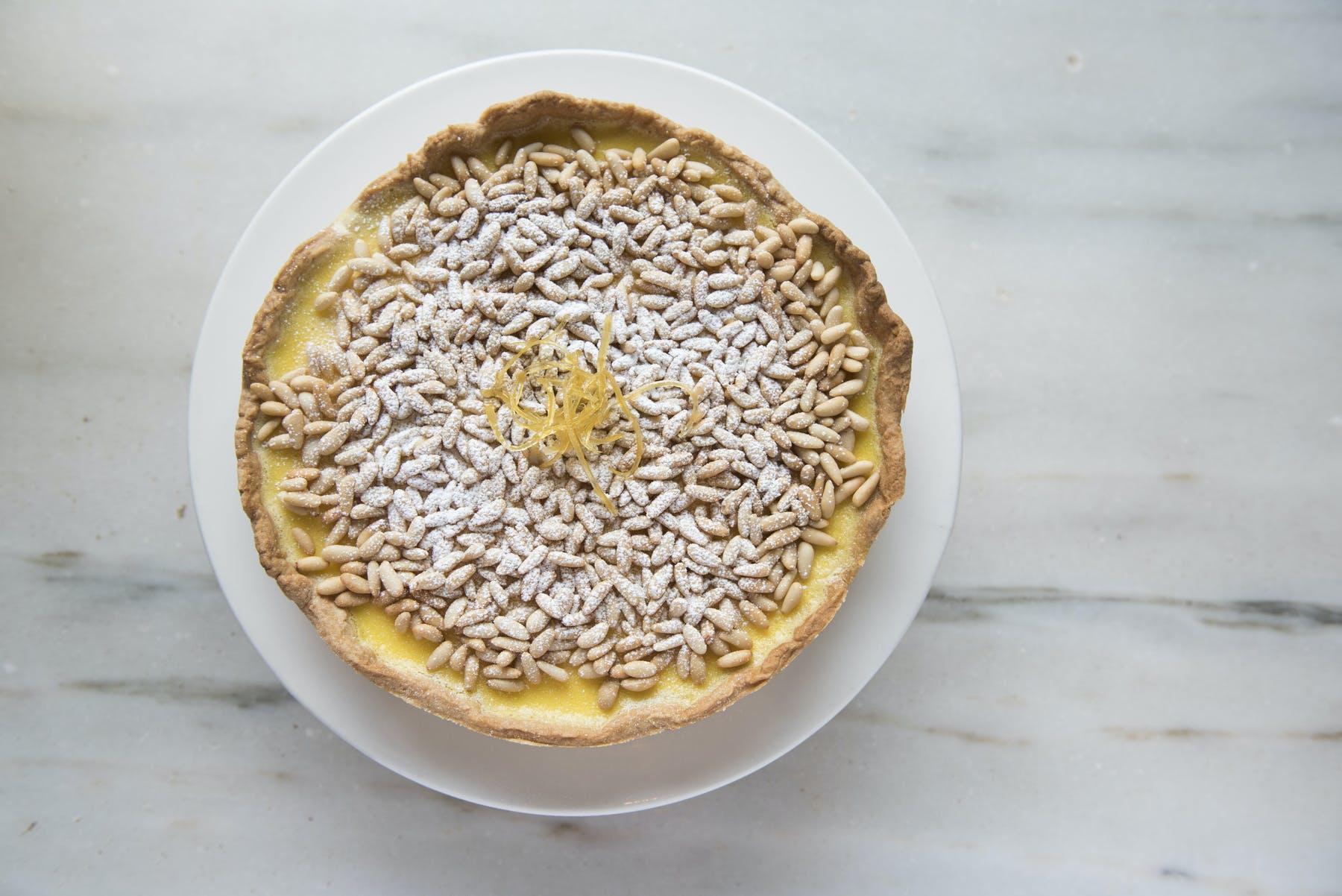 torta della nonna at Maialino