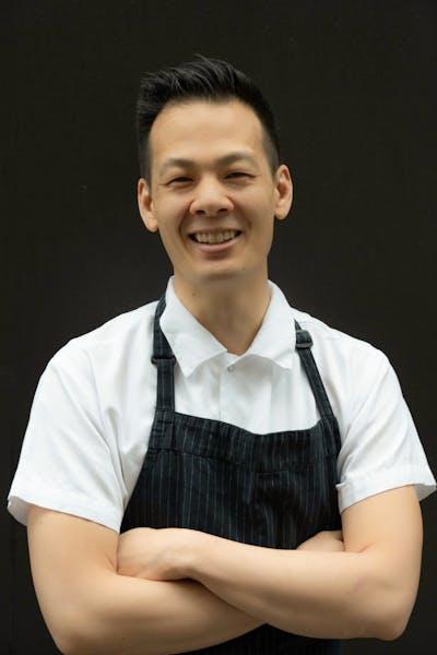 Maialino Executive Pastry Chef Geoffrey Koo