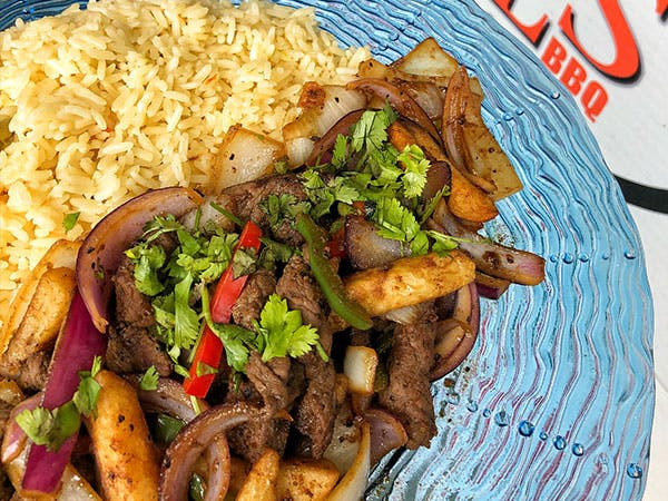 Pepe's Peruvian Lomo Saltado Recipe