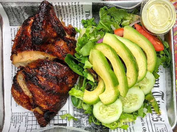 Our BBQ Marinade Recipe for Pollo a la Brasa