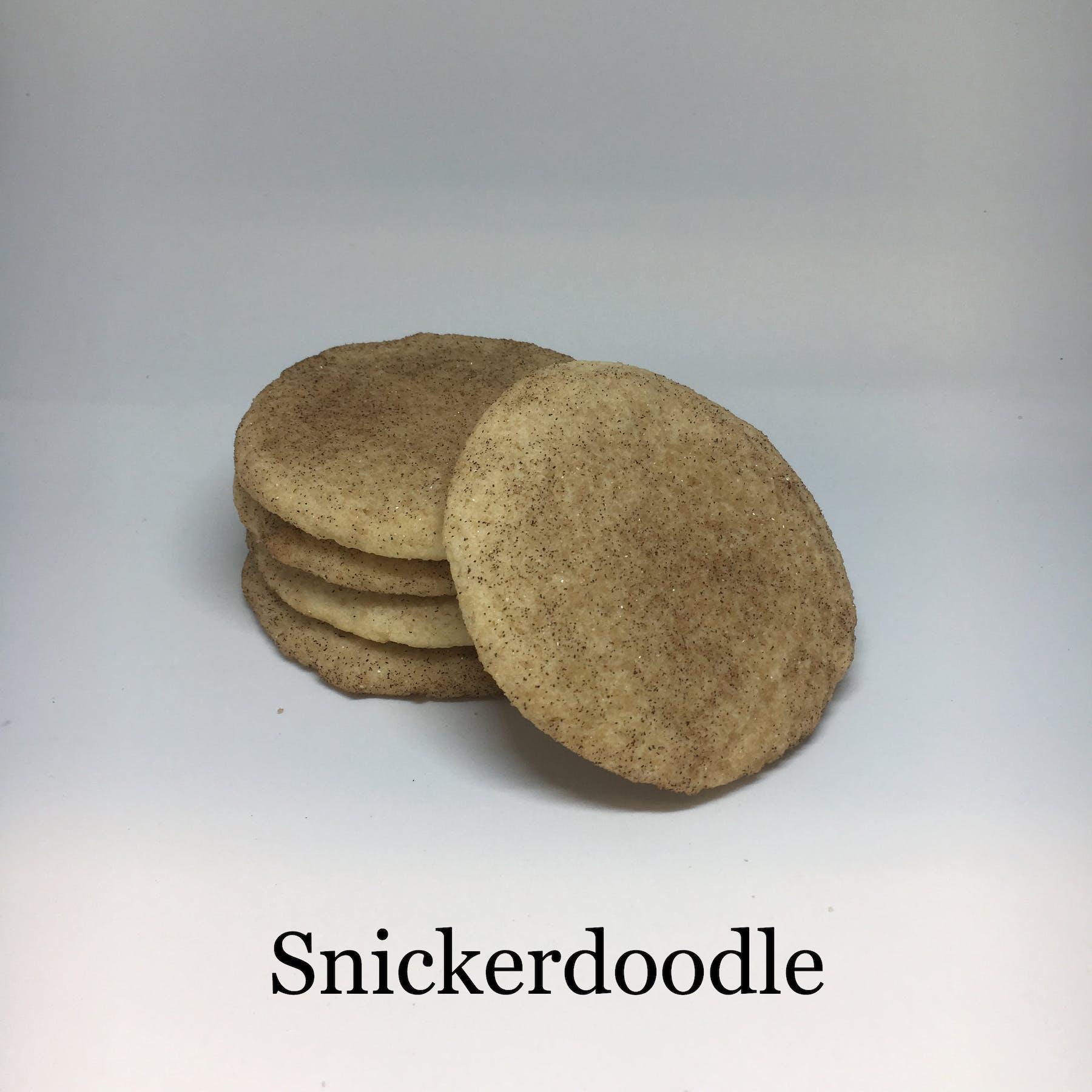 snickerdoodle flavored cookies