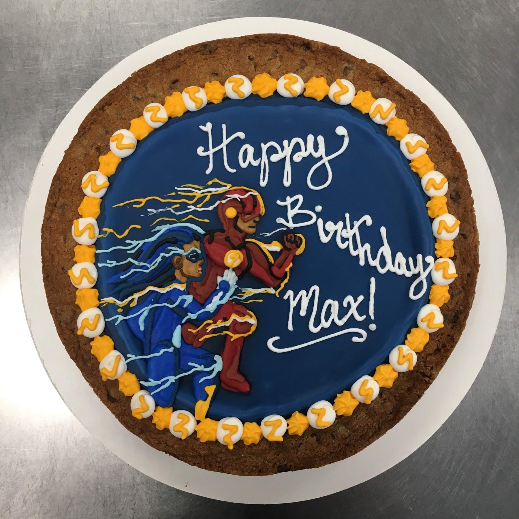 HB Max cake