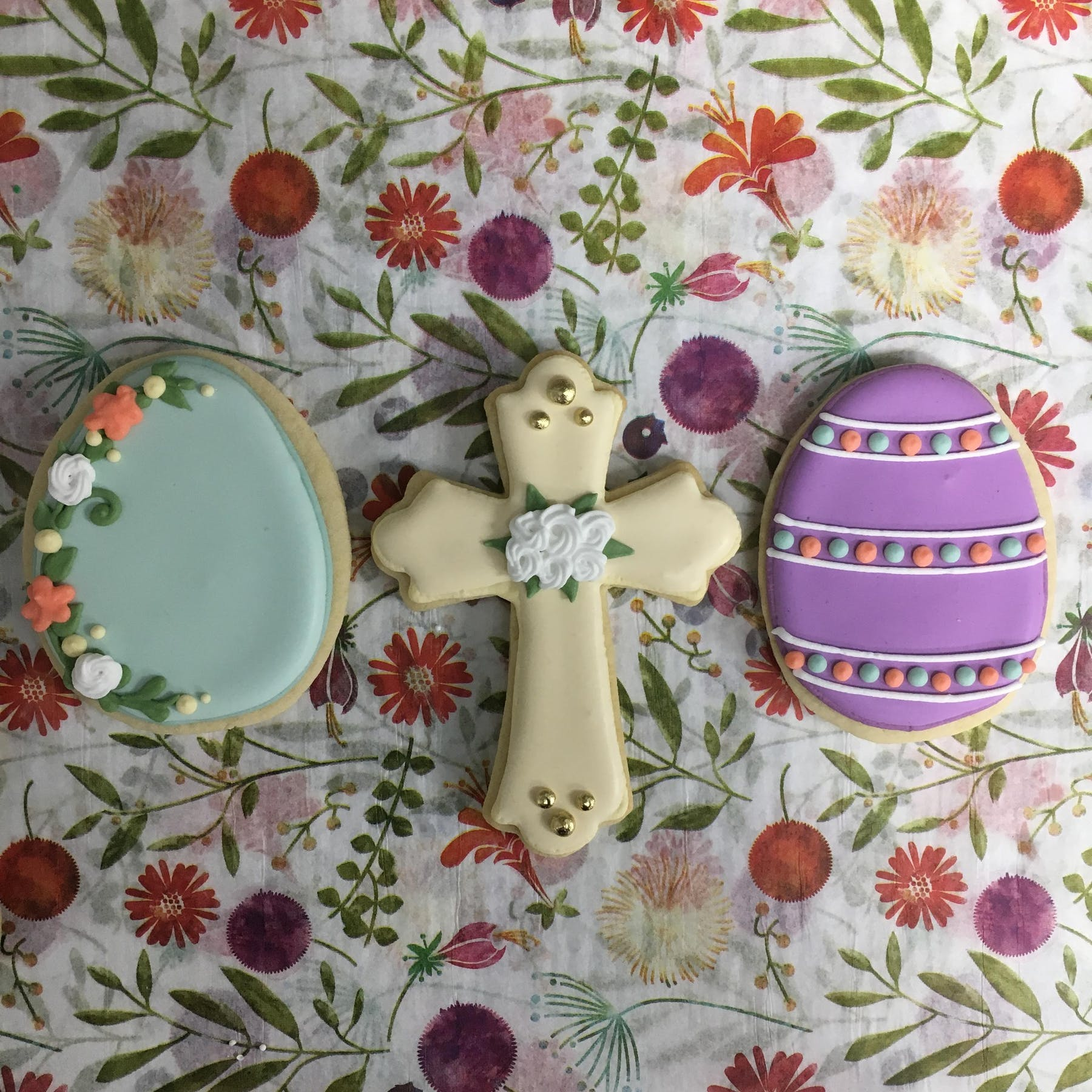 catholic themed cookies