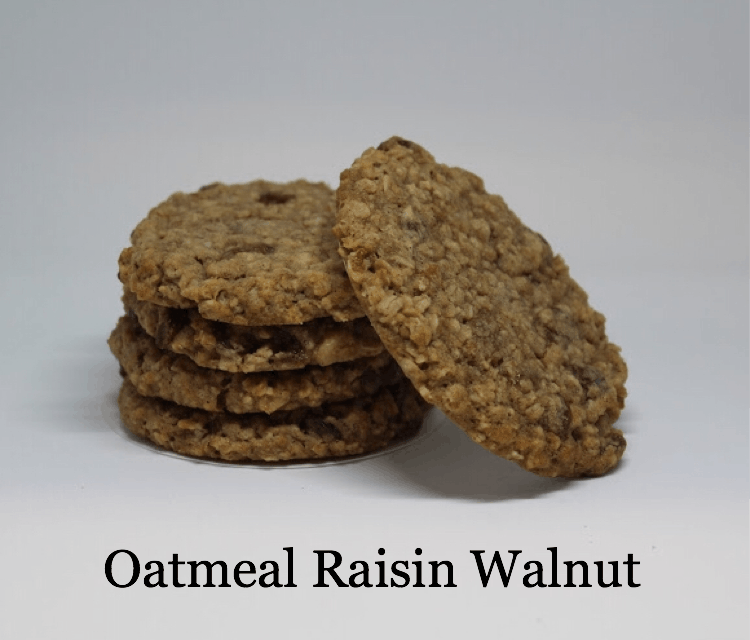 oatmeal raisin flavored cookies